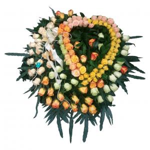 coroa flores funeral